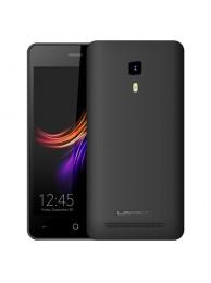 Telefon Mobil Leagoo Z3c, Dual SIM 3G, 4.5 inch, Quad-Core, 8GB, Android 6.0, Titanium Grey, BUNDLE (include Husa, Casti si Folie)